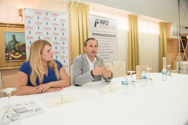 El instituto de fomento destaca a Mazarrón como municipio emprendedor, Foto 3