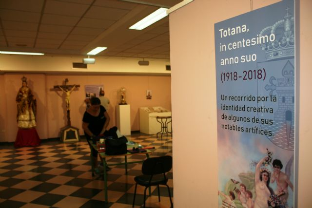 "The exhibition ""Totana, in centesimo anno suo"", commemorative exhibition for the Centennial of the City, opens tomorrow"