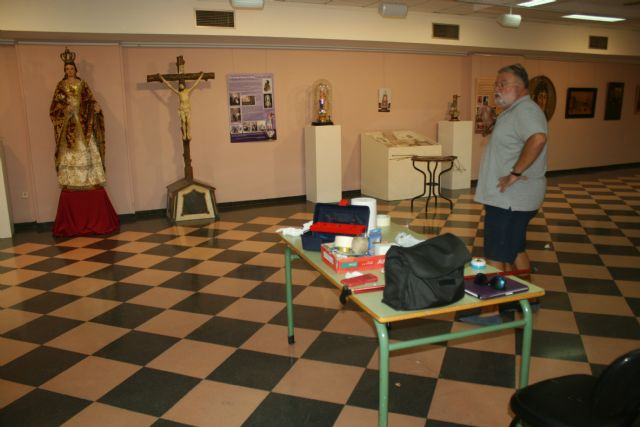 "The exhibition ""Totana, in centesimo anno suo"", commemorative exhibition for the Centennial of the City, opens tomorrow, Foto 4"