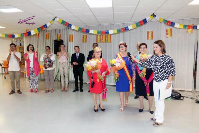 Ana López Galindo coronada Reina de la Tercera Edad de las Fiestas de Torre Pacheco - 2, Foto 2