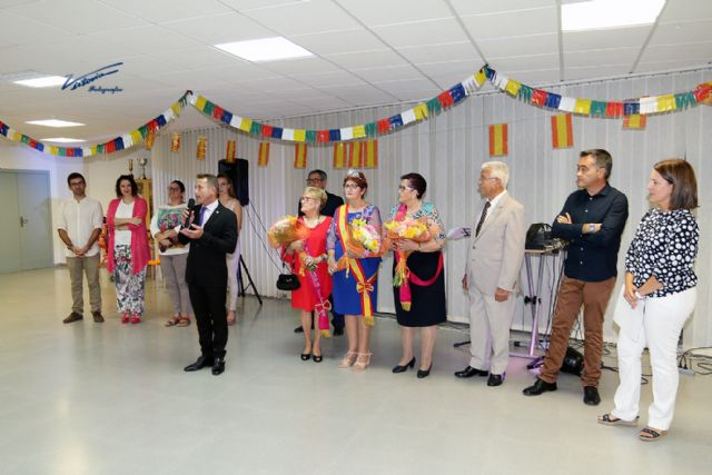 Ana López Galindo coronada Reina de la Tercera Edad de las Fiestas de Torre Pacheco - 3, Foto 3