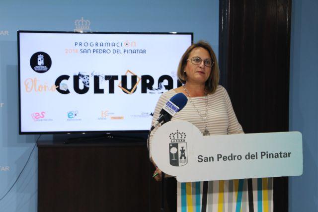 Teatro, música, exposiciones y talleres protagonizan el otoño cultural en San Pedro del Pinatar - 1, Foto 1