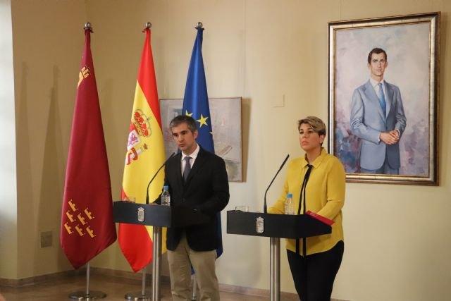El Gobierno regional exige al de la Nación que no toque el trasvase Tajo-Segura, Foto 1