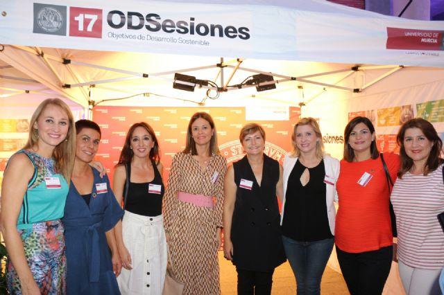 La Universidad de Murcia reconoce a la alcaldesa Mariola Guevara como exponente de la igualdad de género, Foto 1