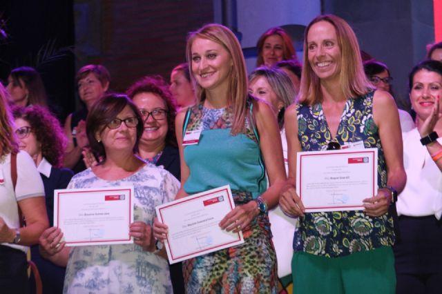 La Universidad de Murcia reconoce a la alcaldesa Mariola Guevara como exponente de la igualdad de género, Foto 6