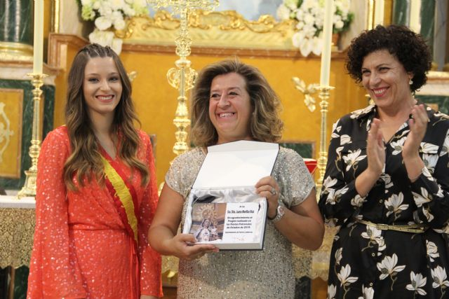El pregón de la investigadora Juana María Morillas da el pistoletazo de salida a las Fiestas Patronales de Puerto Lumbreras 2019 - 3, Foto 3
