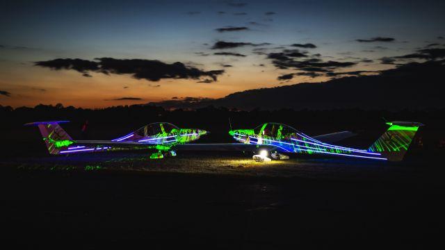 San Javier celebrará el Día de la Fiesta Nacional con una Exhibición Aérea Nocturna sobre la playa de Santiago de la Ribera - 4, Foto 4