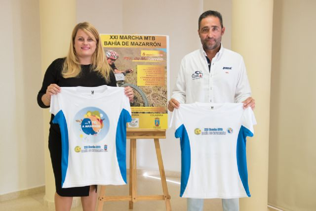 300 ciclistas participarán en la XXI marcha MTB Bahía de Mazarrón - 2, Foto 2