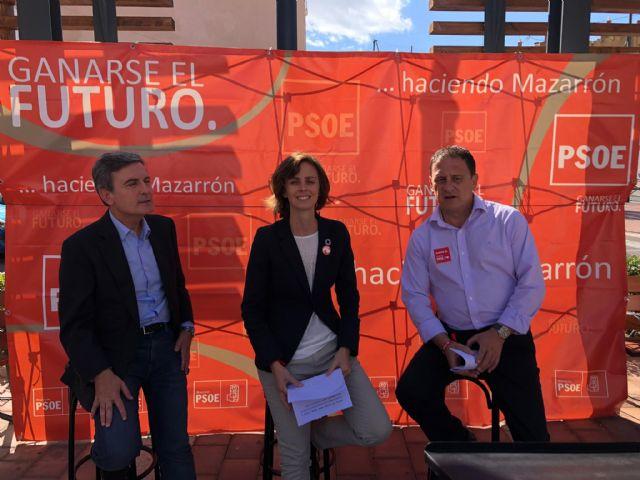 Pedro Saura: El Gobierno regional está dividido, débil y sin ideas para abordar la crisis económica y ambiental causada por la degradación del Mar Menor - 1, Foto 1