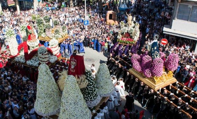 El Ayuntamiento renueva el convenio con la Junta de Cofradías - 1, Foto 1