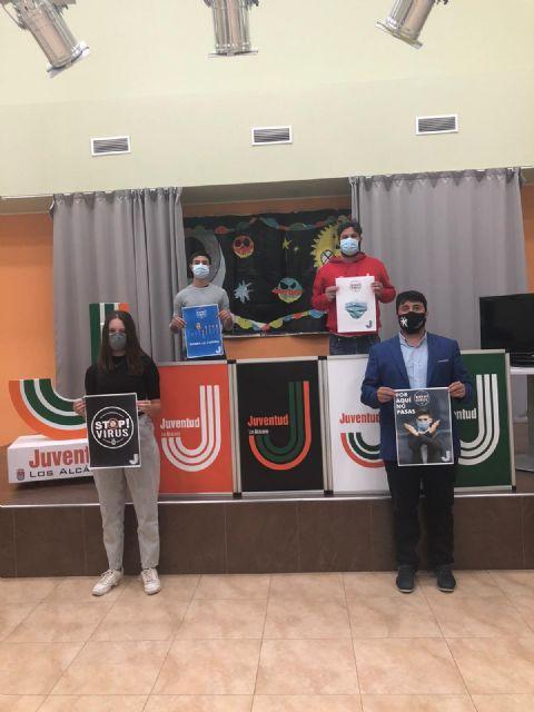 La Concejalía de Juventud del Ayuntamiento de Los Alcázares lanza en redes sociales la campaña de concienciación juvenil STOP VIRUS sobre la Covid-19 - 1, Foto 1