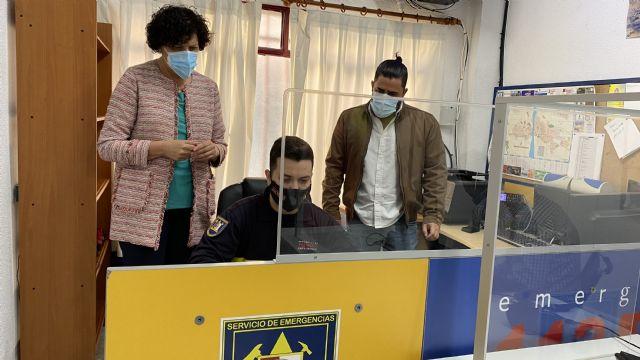 El Ayuntamiento pone en marcha el centro de rastreo y seguimiento de casos de COVID-19 en Puerto Lumbreras - 2, Foto 2