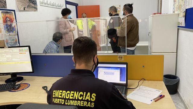 El Ayuntamiento pone en marcha el centro de rastreo y seguimiento de casos de COVID-19 en Puerto Lumbreras - 3, Foto 3