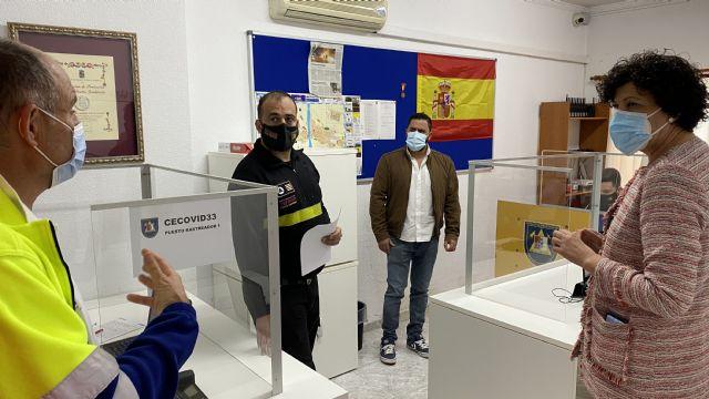 El Ayuntamiento pone en marcha el centro de rastreo y seguimiento de casos de COVID-19 en Puerto Lumbreras - 4, Foto 4