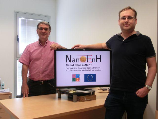 La UMU investiga los efectos de nanopartículas metálicas en la terapia del cáncer mediante haces de iones - 1, Foto 1