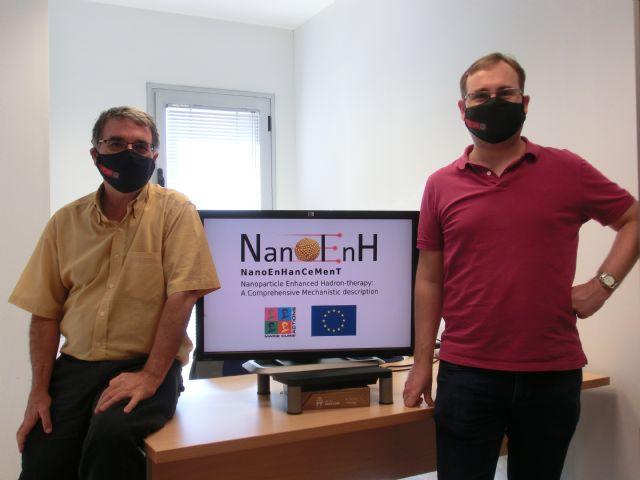 La UMU investiga los efectos de nanopartículas metálicas en la terapia del cáncer mediante haces de iones - 2, Foto 2