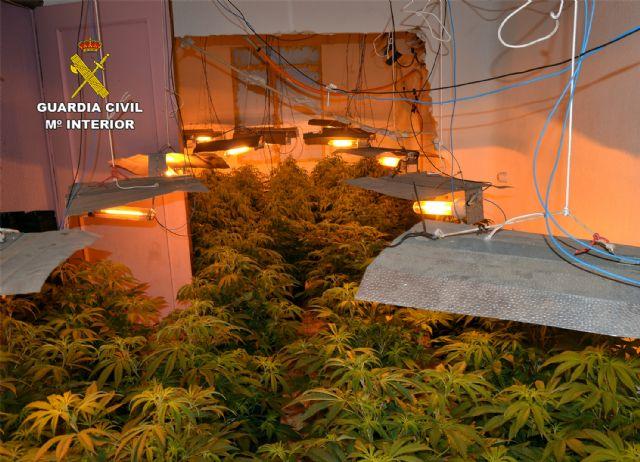 Una incidencia destapa una plantación indoor de marihuana en Las Torres de Cotillas - 4, Foto 4