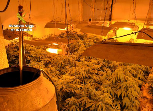 Una incidencia destapa una plantación indoor de marihuana en Las Torres de Cotillas - 5, Foto 5