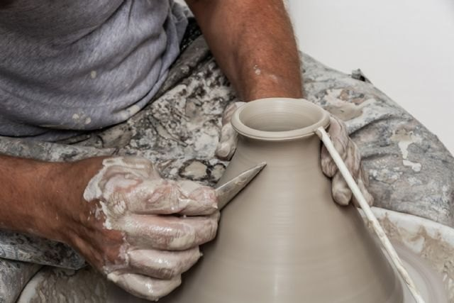 The Totanera company Pottery Project, finalist in the National Crafts Awards