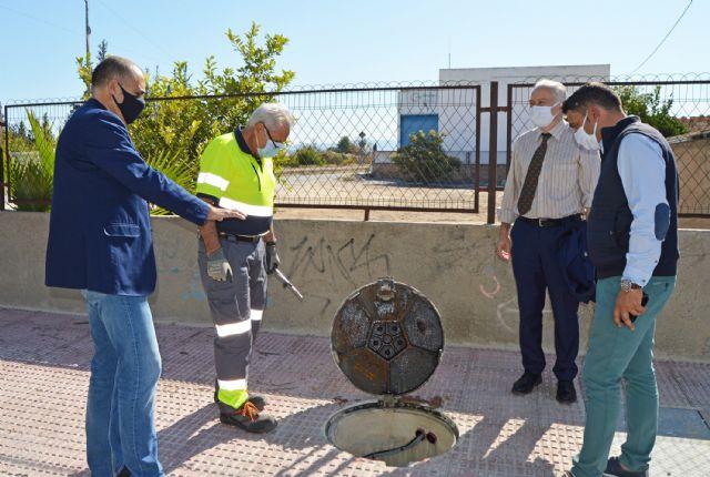 Finalizan las obras de mejora de la red de saneamiento de la calle Diputación - 1, Foto 1