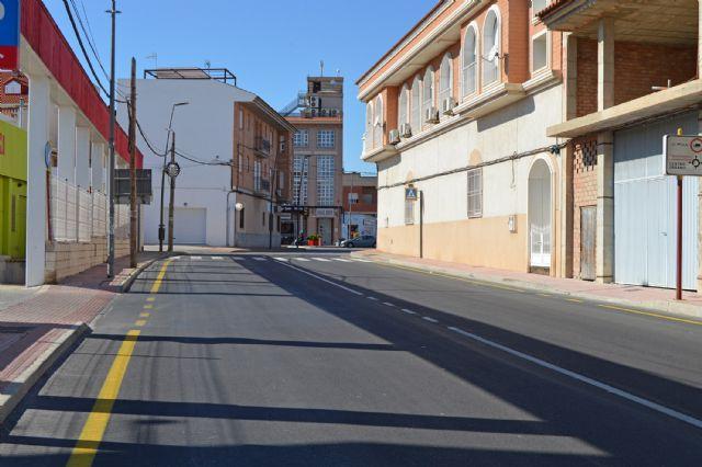 Finalizan las obras de mejora de la red de saneamiento de la calle Diputación - 2, Foto 2