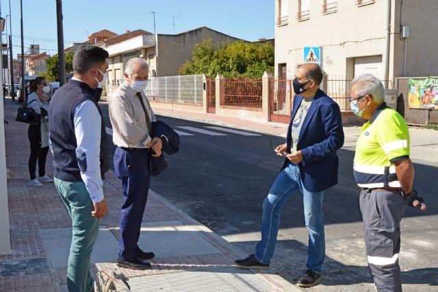 Finalizan las obras de mejora de la red de saneamiento de la calle Diputación - 3, Foto 3