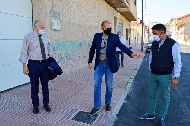 Finalizan las obras de mejora de la red de saneamiento de la calle Diputación - 4, Foto 4
