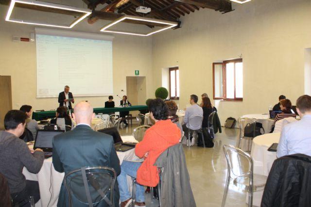 Presentación de la estrategia local sobre Cambio Climático de Bullas dentro del Proyecto Life Sec Adapt - 1, Foto 1