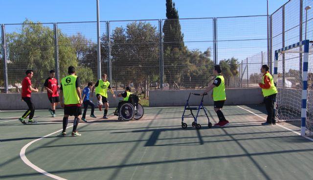San Pedro del Pinatar celebra el Día Internacional de las Personas con Discapacidad con deporte inclusivo - 1, Foto 1