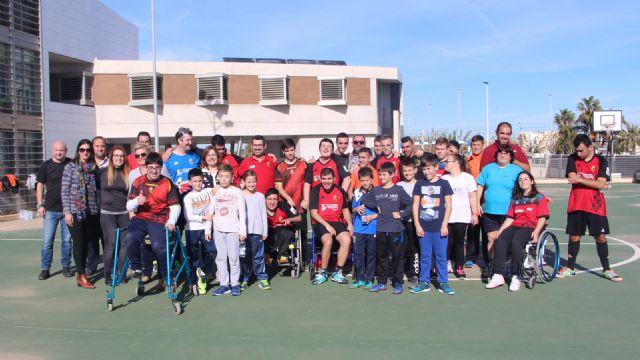 San Pedro del Pinatar celebra el Día Internacional de las Personas con Discapacidad con deporte inclusivo - 3, Foto 3