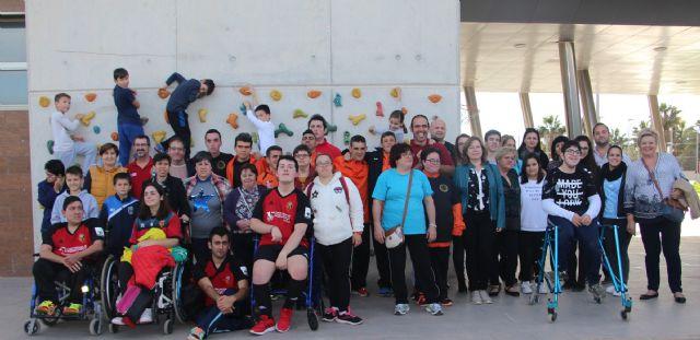San Pedro del Pinatar celebra el Día Internacional de las Personas con Discapacidad con deporte inclusivo - 4, Foto 4