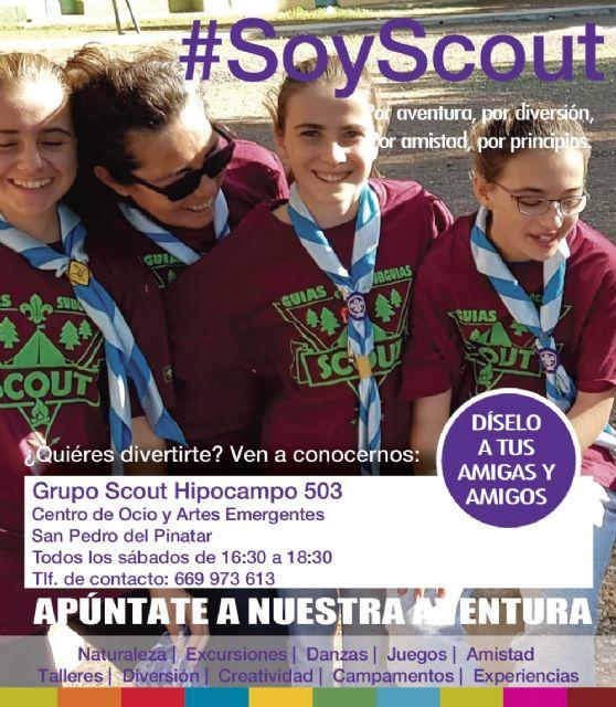 San Pedro del Pinatar cuenta con un grupo de scouts - 3, Foto 3