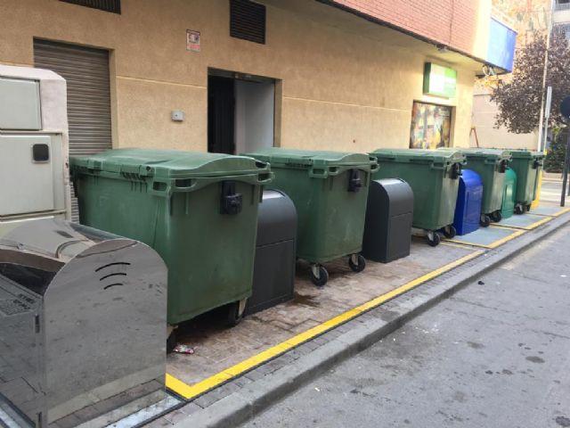 El PSOE señala la política errática del PP en contenedores soterrados al existir 35 sin funcionar - 1, Foto 1