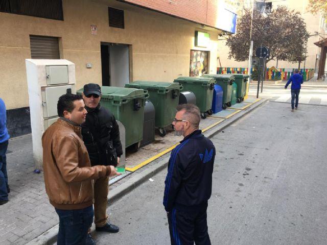 El PSOE señala la política errática del PP en contenedores soterrados al existir 35 sin funcionar - 2, Foto 2