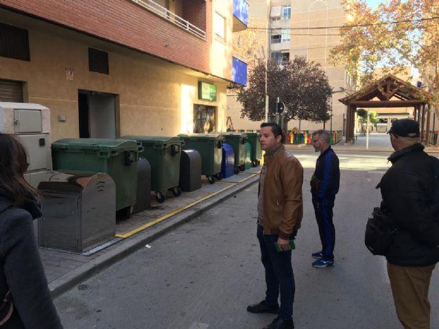 El PSOE señala la política errática del PP en contenedores soterrados al existir 35 sin funcionar - 4, Foto 4