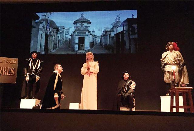 Los 'Jueves Literarios' cumplen con su cita mensual en Las Torres de Cotillas - 1, Foto 1