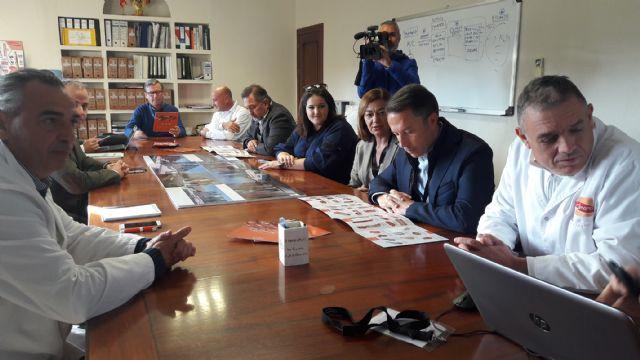 El Alcalde destaca el compromiso firme y decidido de La Comarca por la creación de empleo y el fomento de la actividad económica en Lorca - 2, Foto 2