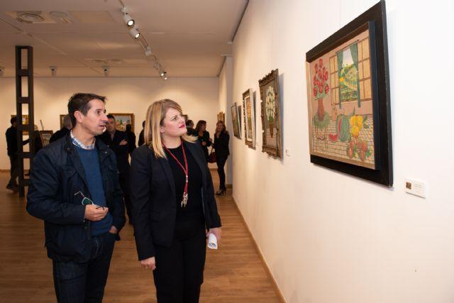 La exposición de Miguel García Vivancos podrá verse en Mazarrón hasta el 18 de enero, Foto 1