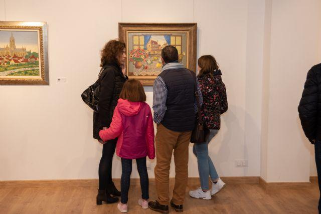 La exposición de Miguel García Vivancos podrá verse en Mazarrón hasta el 18 de enero, Foto 2