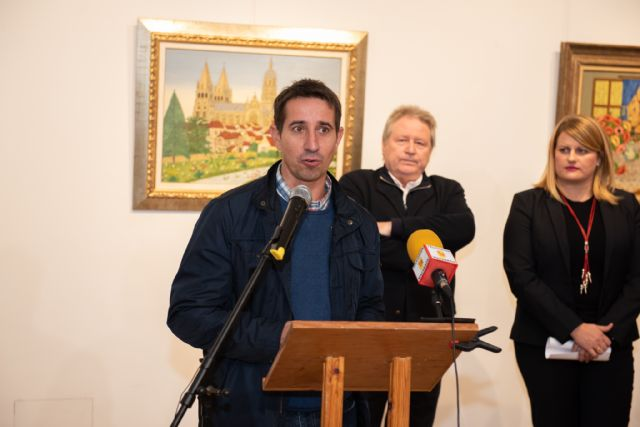 La exposición de Miguel García Vivancos podrá verse en Mazarrón hasta el 18 de enero, Foto 3
