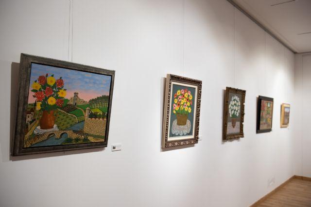 La exposición de Miguel García Vivancos podrá verse en Mazarrón hasta el 18 de enero, Foto 5