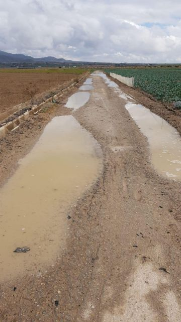 PP: El camino rural de la Calavera y el camino de la Costera son ejemplos de la falta de dirigencia de este gobierno en relación al mantenimiento de los mismos, Foto 1