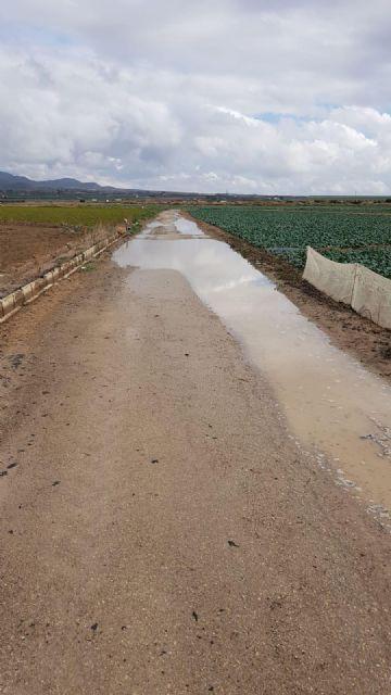 PP: El camino rural de la Calavera y el camino de la Costera son ejemplos de la falta de dirigencia de este gobierno en relación al mantenimiento de los mismos, Foto 2