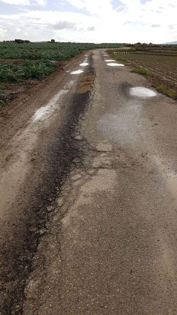 PP: El camino rural de la Calavera y el camino de la Costera son ejemplos de la falta de dirigencia de este gobierno en relación al mantenimiento de los mismos, Foto 4