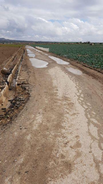 PP: El camino rural de la Calavera y el camino de la Costera son ejemplos de la falta de dirigencia de este gobierno en relación al mantenimiento de los mismos, Foto 5
