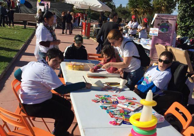 Las Torres de Cotillas conmemora el día internacional de las personas con discapacidad con una gran jornada festiva - 3, Foto 3