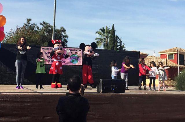 Las Torres de Cotillas conmemora el día internacional de las personas con discapacidad con una gran jornada festiva - 5, Foto 5
