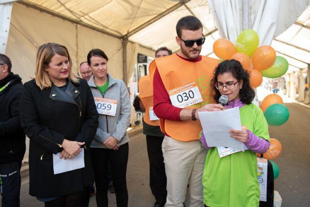 Marcha para conmemorar el Día Internacional de las Personas con Discapacidad - 1, Foto 1