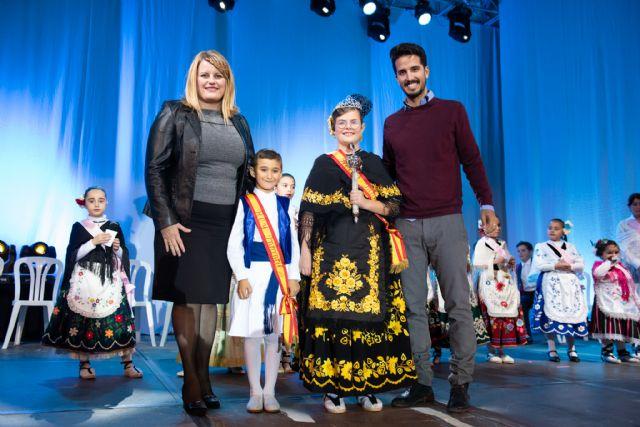 Sofía García y Luis Miguel Gallego resultan elegidos reina y míster infantil de las Fiesta Patronales 2018, Foto 1