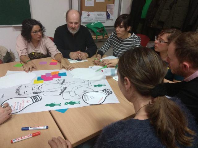 La pleguera Teresa Cifuentes participó en el encuentro Construimos Mundo en Valladolid - 3, Foto 3